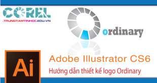 thiết kế logo trong AI