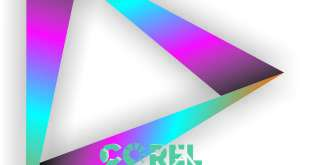 logo diamon trong corel