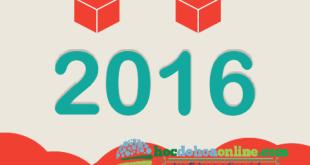 thiệp năm mới giáng sinh 2016