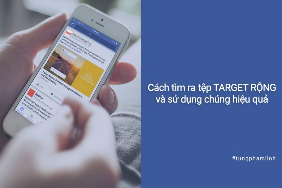 cách tìm tệp khách hàng quảng cáo Facebook