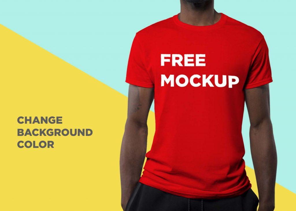 T shirt Mockup 4 1600x1143 1
