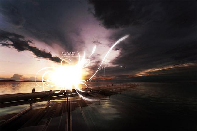 Hiệu ứng ánh sáng Super Slick Dusky
