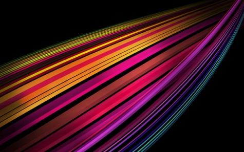 Cách tạo nền cầu vồng đầy màu sắc trừu tượng