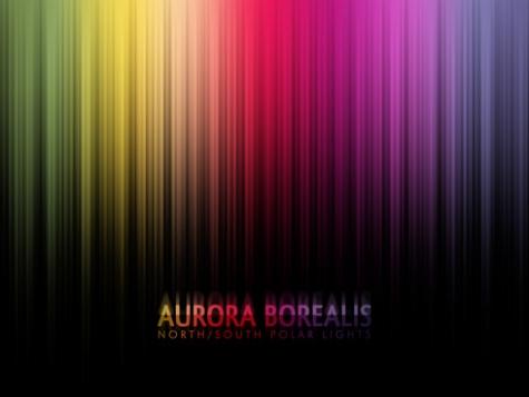 Aurora Borealis - Đèn cực Bắc-Nam
