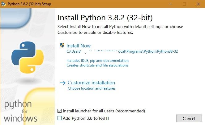 Các trình duyệt nhẹ cài đặt Python 1