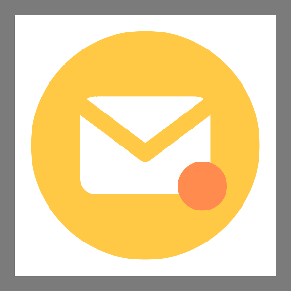 1614568239 89 How to Create an Email Notification Icon