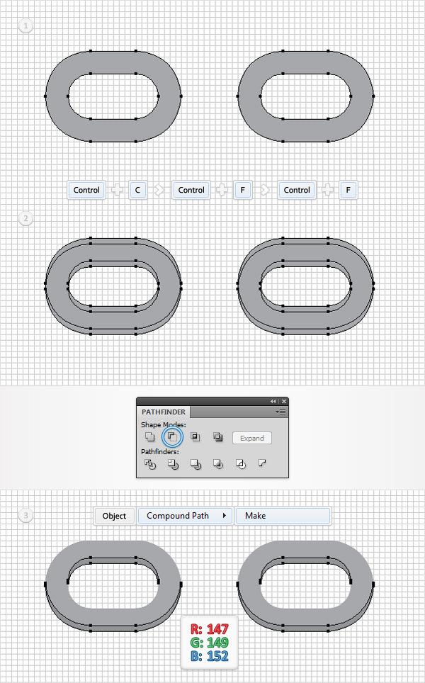 Cách tạo một Brush hoa văn trong Adobe Illustrator 3