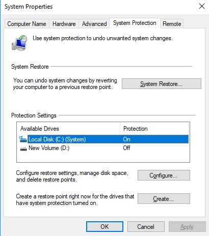 tối ưu hóa-ssd-windows-10-hướng dẫn-hệ thống-khôi phục
