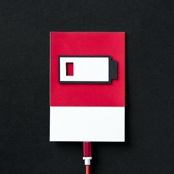 Tiết kiệm pin điện thoại khi di chuyển pin yếu