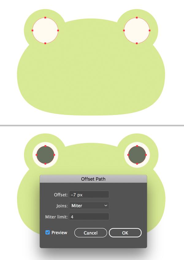 1625974621 968 Cach ve Vec to ech de thuong trong Adobe Illustrator