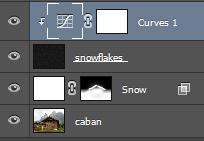 Tìm hiểu cách thêm tuyết vào ảnh trong Photoshop 17
