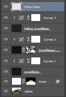 Tìm hiểu cách thêm tuyết vào ảnh trong Photoshop 23