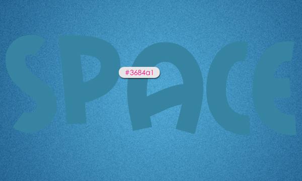 Cách tạo hiệu ứng văn bản kiểu không gian trong Photoshop 4