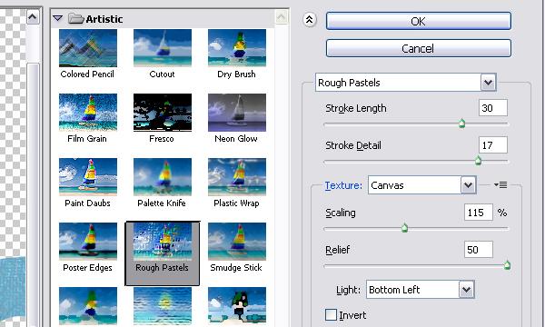 Cách tạo hiệu ứng văn bản kiểu không gian trong Photoshop 14