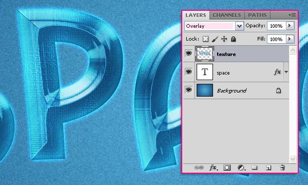Cách tạo hiệu ứng văn bản kiểu không gian trong Photoshop 16