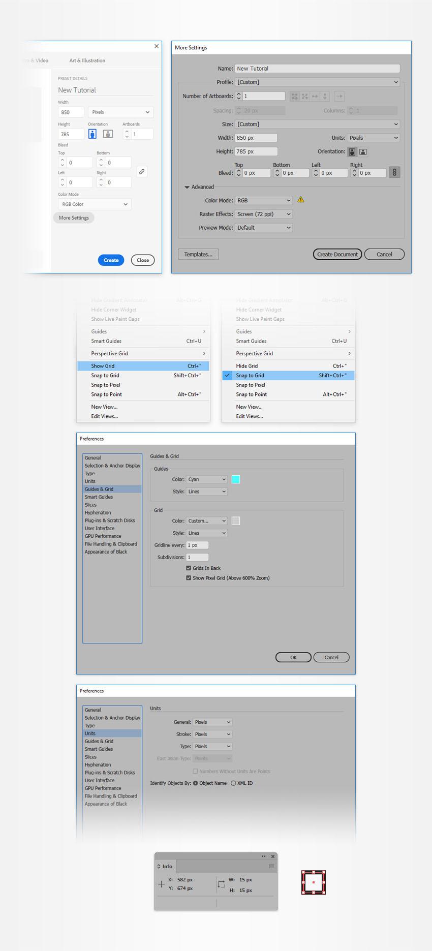 Cách tạo hiệu ứng văn bản cổ điển trong Adobe Illustrator 1