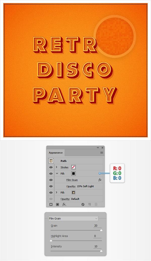 Cách tạo hiệu ứng văn bản cổ điển trong Adobe Illustrator 14