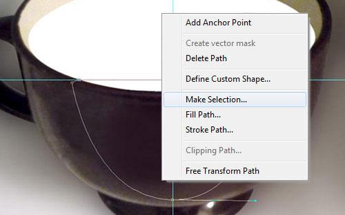 Tạo một bông hoa súng trong một hiệu ứng cốc trong Photoshop 14