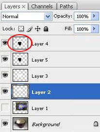 Tạo một bông hoa súng trong một hiệu ứng cốc trong Photoshop 21