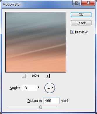 Cách tạo hiệu ứng chuyển động nhanh trong Photoshop 1