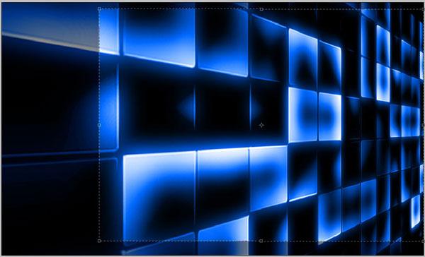 Cách tạo hiệu ứng khảm trên tường trong Photoshop 24