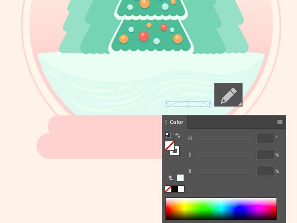 Cây thông Noel quả cầu thủy tinh