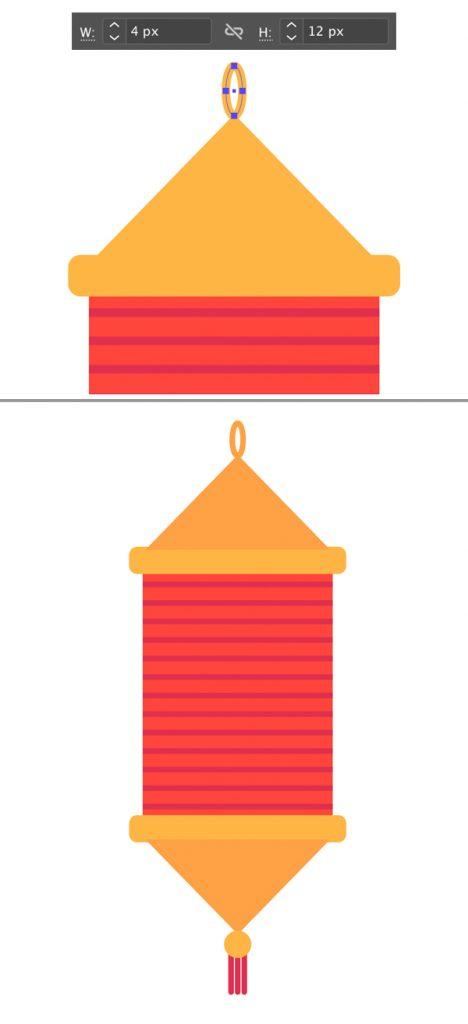 1632018412 795 Cach ve den long Trung Quoc trong Adobe Illustrator