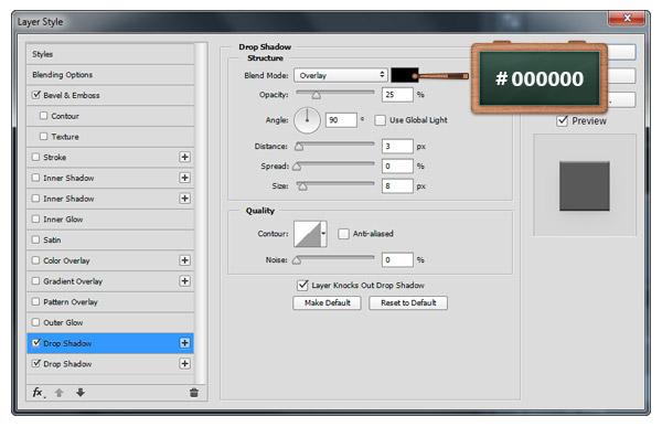 Cách tạo cây thông Noel trong Adobe Photoshop 17