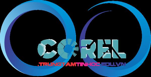vẽ logo hình tròn trong Corel